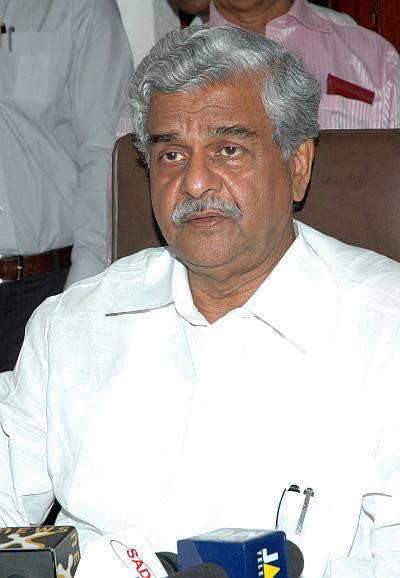 Coal Minister Sriprakash Jaiswal.