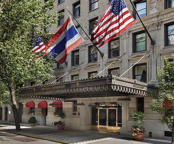 20 most expensive hotels in new york city