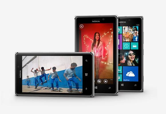 Nokia unveils metal-body Lumia 925 smartphone