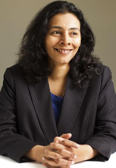 Aruna Jayanthi, CEO, Capgemini India.