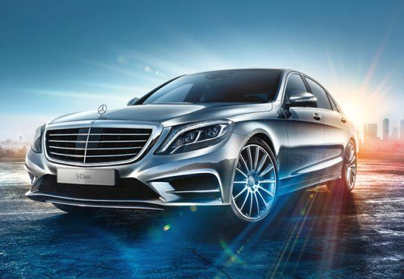 edes adds business-class comfort to S-Class