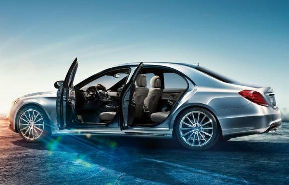 Mercedes adds business-class comfort to S-Class