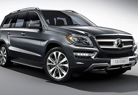 Mercedes launches GL-Class SUV @ Rs 77.5 lakh
