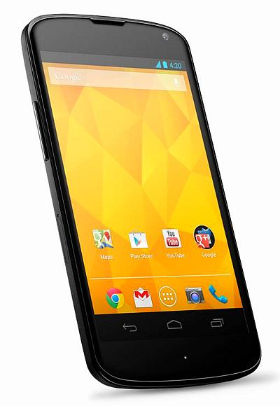 LG launches the Nexus 4 in India at Rs 25,999