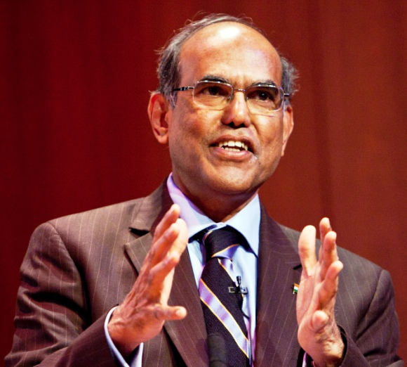 Duvvuri Subbarao, Governor of the Reserve Bank of India.