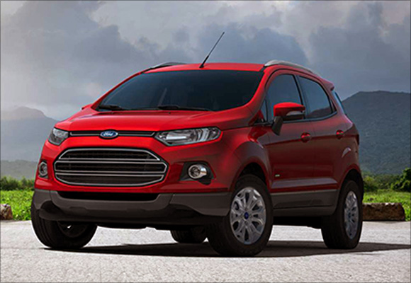 EcoSport: A stunning SUV priced under Rs 10 lakh