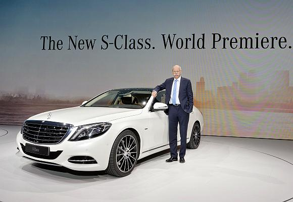 New Mercedes S Class is MAKE or BREAK for Daimler