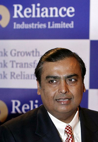 Mukesh Ambani, chairman, Reliance Industries. RIL had invested Rs 115 crore in Gopinath's new venture.