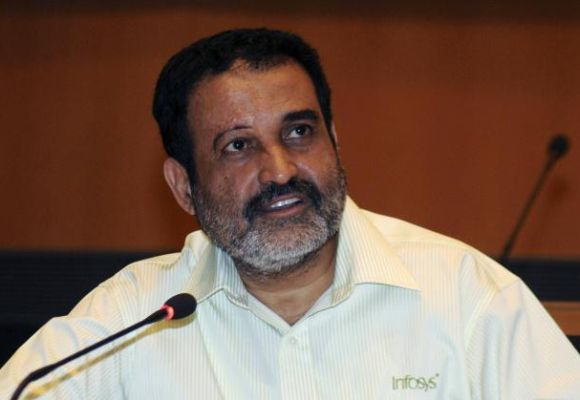 Mohandas Pai, chairman of Manipal Global Education.