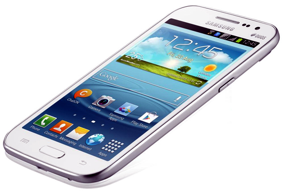 Samsung launches Galaxy Grand Quattro @ Rs 17,290