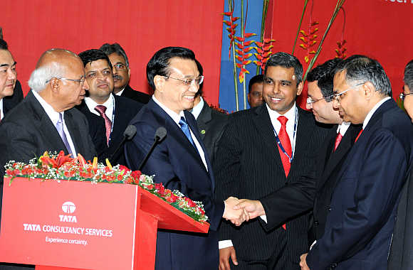 We have made substantial investments in many sectors across China, said Mistry.