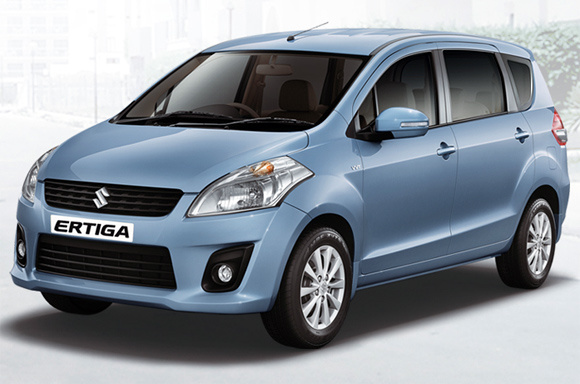 Business News in India - Indian Stock Market News, Economic & Financial News in India - Maruti to launch special edition Ertiga Feliz soon
