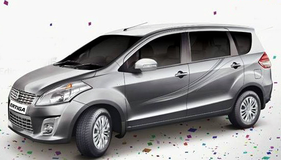 Maruti to launch special edition Ertiga Feliz soon