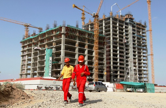 Realty biggies line up affordable housing projects
