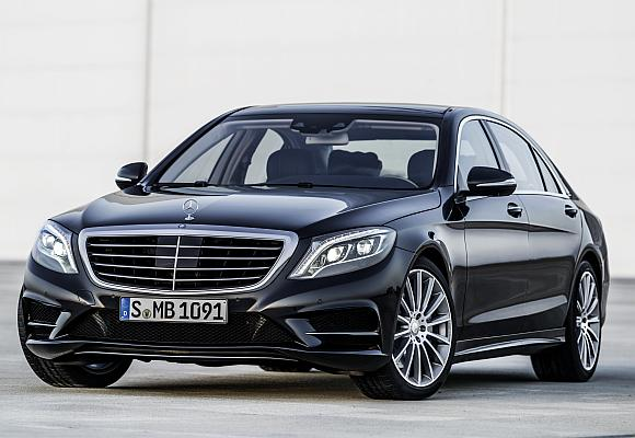 Self-driving Mercedes S Class to be a reality in 5 yrs