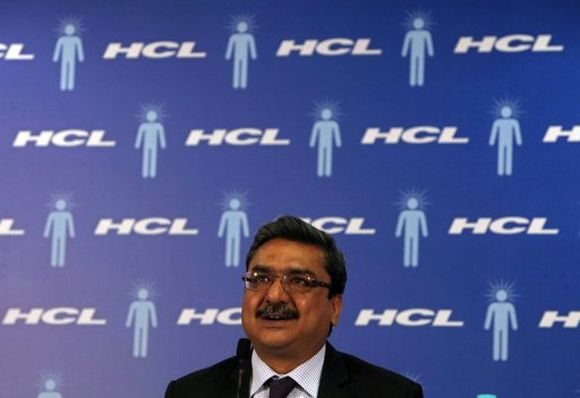 HCL Technologies President and Chief Executive Officer Anant Gupta.