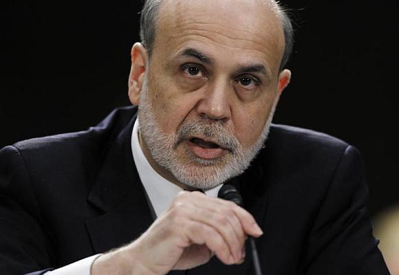 Federal Reserve Board Chairman Ben Bernanke.