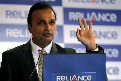 Anil Ambani, chairman of the Reliance Anil Dhirubhai Ambani Group.