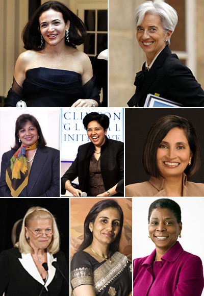 Business News in India - Indian Stock Market News, Economic & Financial News in India - World's 30 most powerful women in business