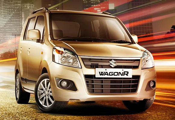Maruti Suzuki WagonR.