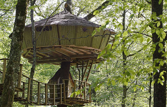 Most unusual homes in the world