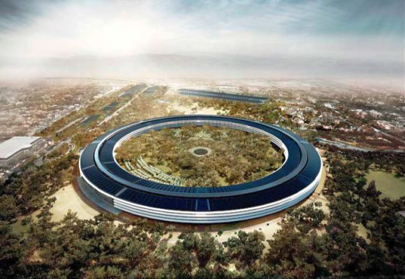 Proposed Apple Headquarters.