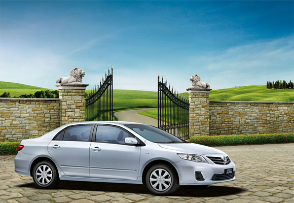 Toyota recalls 1,100 Corolla Altis in India