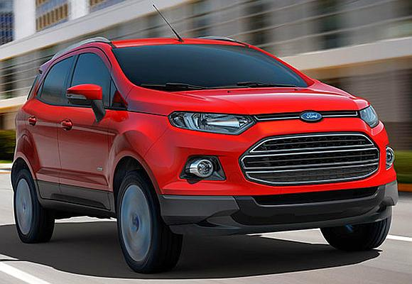 What makes the Ford EcoSport a big winner