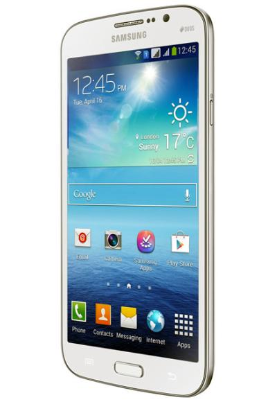 Samsung Galaxy Mega.