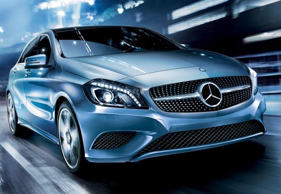 Mercedes launches A-Class compact at Rs 21.9 lakh