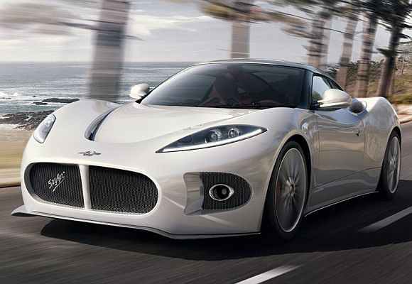 IMAGES: Spyker to launch its GORGEOUS cars in India