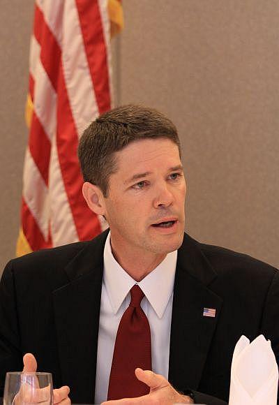 Deputy US Trade Representative Michael Punke.