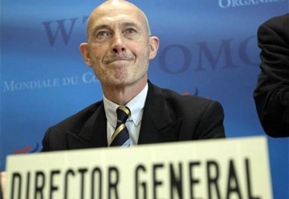 WTO Director General Pascal Lamy.