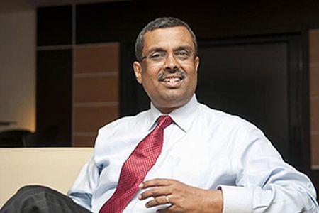 MphasiS CEO Ganesh Ayyar.