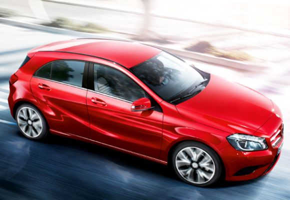 Mercedes launched A Class at Rs 23.39 lakh.