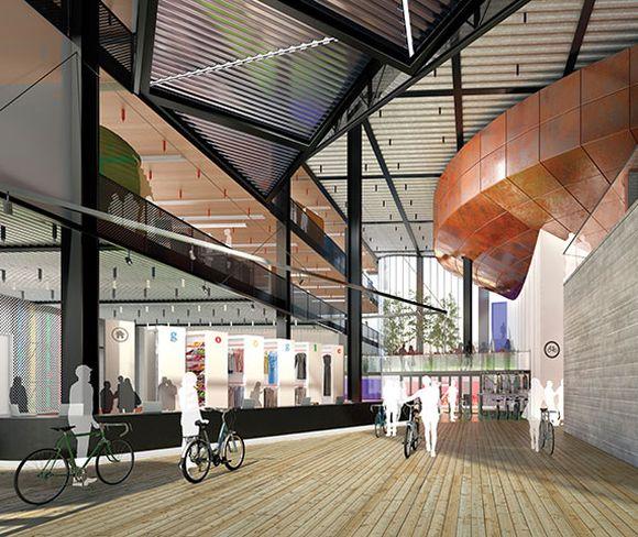 Inside Google's upcoming London headquarters