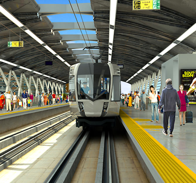 Hyderabad Metro rail to start trial run soon