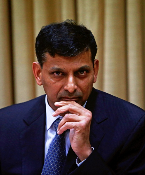 Raghuram Rajan, newly appointed governor of Reserve Bank of India (RBI), listens to a question during a news conference at the bank's headquarters in Mumbai.