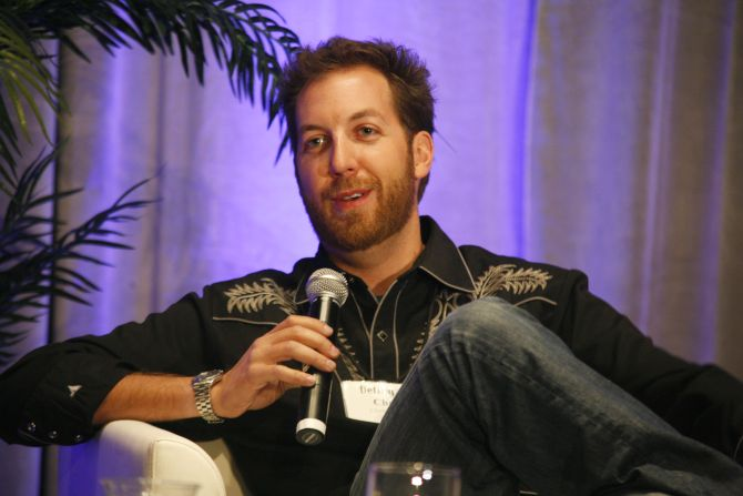 Silicon Valley angel investor Chris Sacca.