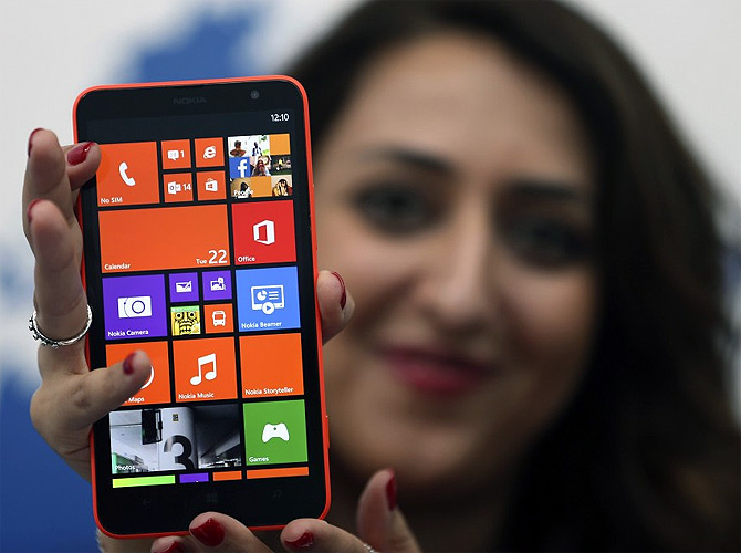 Microsoft lucky to avoid Nokia's India tax bill