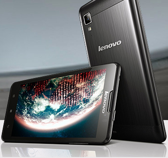 Lenovo P780: A phone that lasts good 40 hours