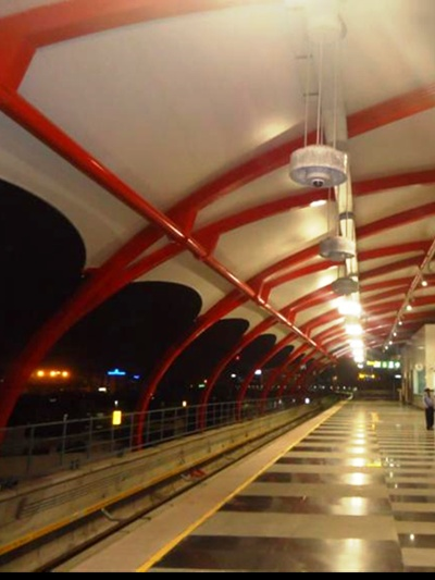 Finally, Gurgaon gets a swanky Metro rail