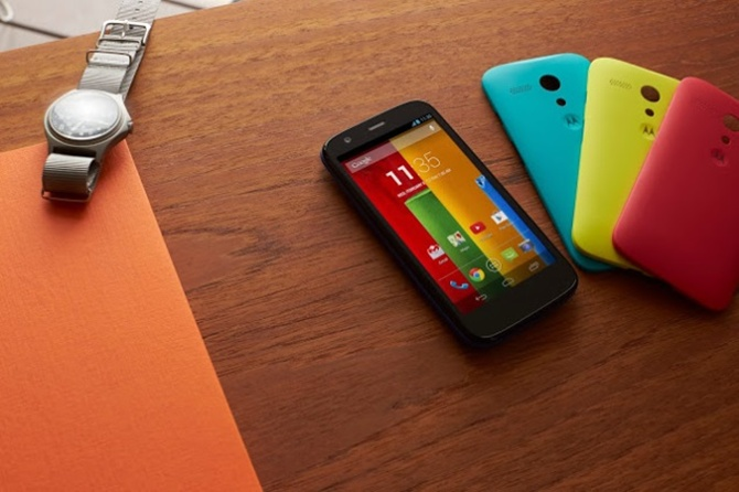 Moto G: The best budget smartphone money can buy