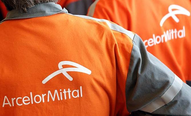 ArcelorMittal Steel Plant.
