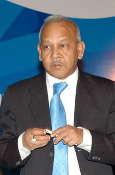 Former Chairman of Pension Fund Regulatory Development Authority Yogesh Agarwal.