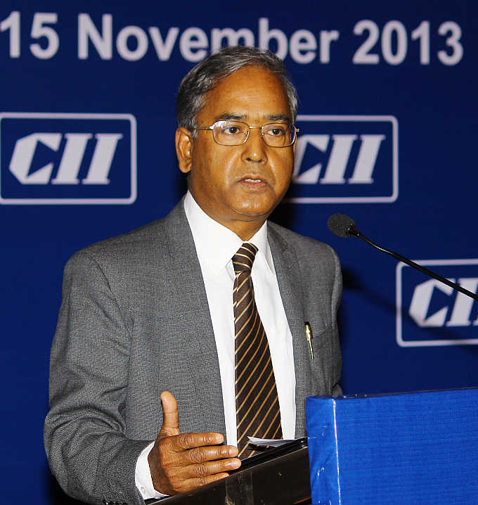 UK Sinha, Chairman, Securities and Exchange Board of India.