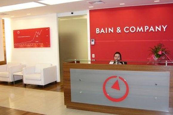 Bain's Sao Paulo office.