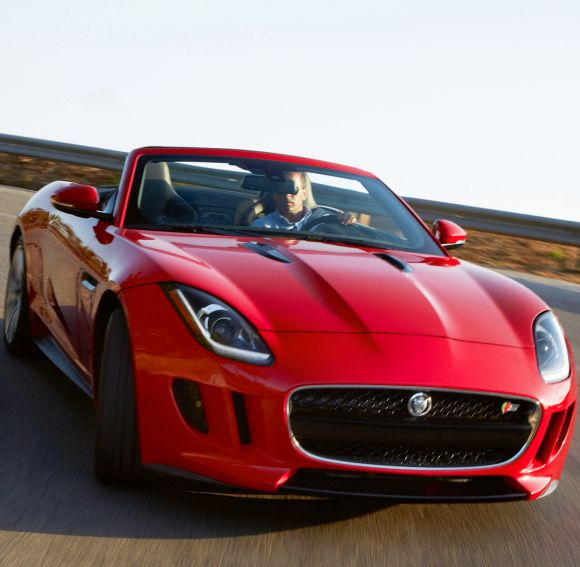 Jaguar F-Type is nothing short of a masterpiece