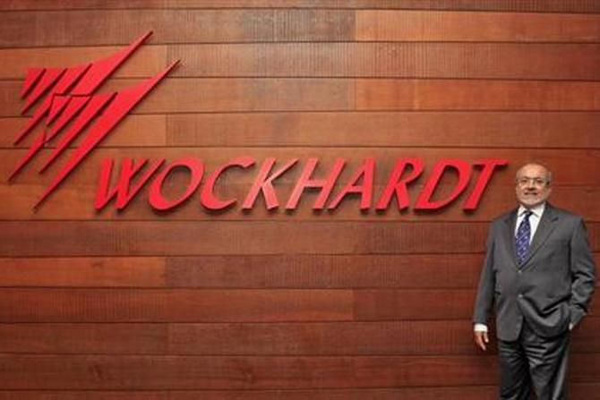 Habil Khorakiwala, chairman of Wockhardt.