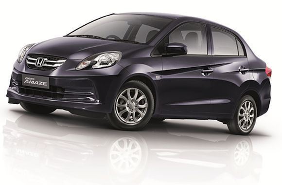 Honda launches new variant of Amaze; priced at Rs 6.22 lakh